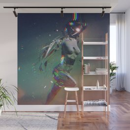 Stop- Motion Wall Mural