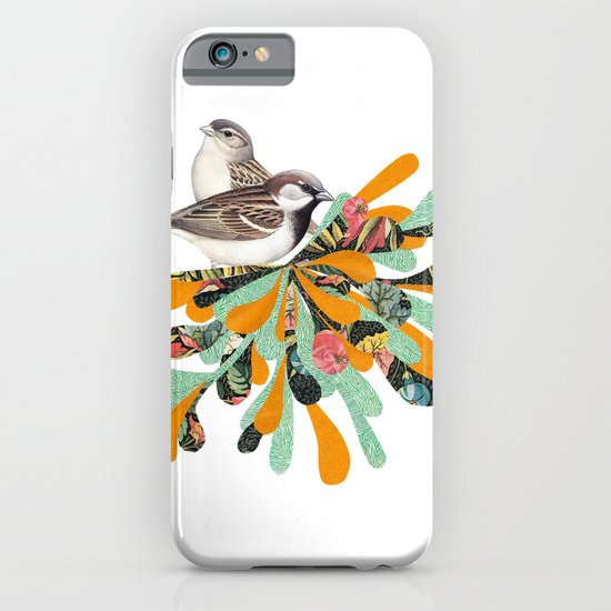 Bird's Nest iPhone & iPod Case