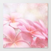 aloha Canvas Prints featuring Aloha by Sharon Mau