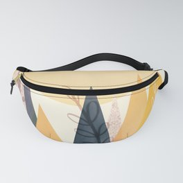 Abstract spring 3 Fanny Pack