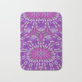 Rosla Abstract 02 Bath Mat