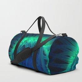 Fluorescent ring Duffle Bag