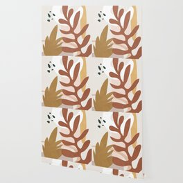Abstract Plant Life II Wallpaper