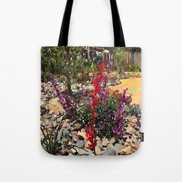 California Lawn Tote Bag