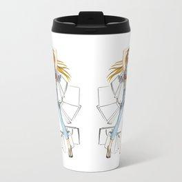 Retail therapy Metal Travel Mug