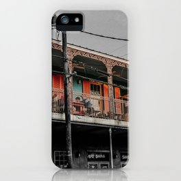 NOLA SPLIT 6 iPhone Case