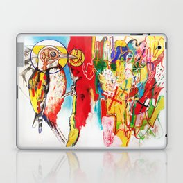 The Anatomy of Self Infliction  Laptop & iPad Skin