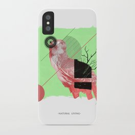 Natural Living iPhone Case