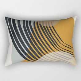 Abstract Shapes 33 Rectangular Pillow