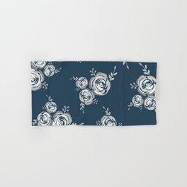 Vintage floral pattern Hand & Bath Towel