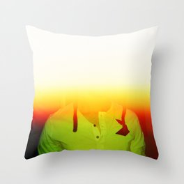 Minute Throw Pillow