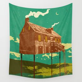 RIVER HOUSE Wall Tapestry