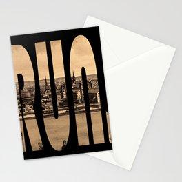 New Brunswick 1880 Stationery Cards