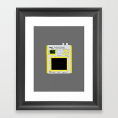 Korg Kaossilator Framed Art Print