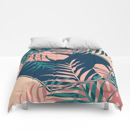 Tropical Dreams #society6 #decor #buyart Comforters