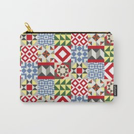Barcelona Tiles #12 Carry-All Pouch