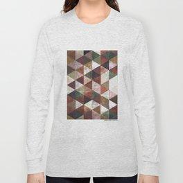 Abstract #829 Long Sleeve T-shirt