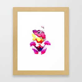 Generated Framed Art Print