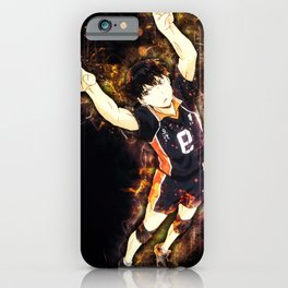 Haikyuu   Kageyama Tobio iPhone Case