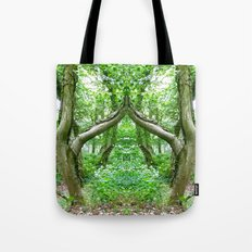 Wizard's Arch Tote Bag