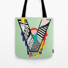 V for …. Tote Bag