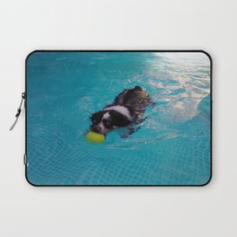 Swim for Life! Laptop Sleeve