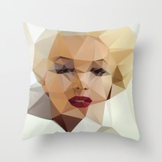 Monroe. Throw Pillow