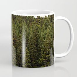 Breath of fresh air in Whistler Canada Coffee Mug