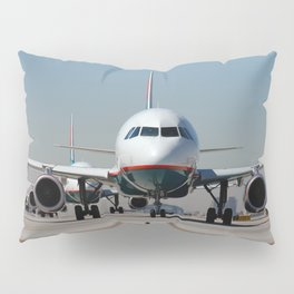 AIRLINER2 Pillow Sham
