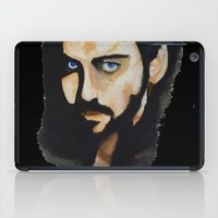 hook iPad Cases featuring Hook by Brittany Ketcham