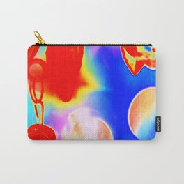 Chandelier Psychedelic Carry-All Pouch