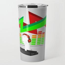 DJ! CRYAOTIC Travel Mug