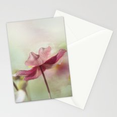 with arms wide open 2 (square) Stationery Cards