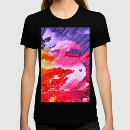 Colour bomb T-shirt
