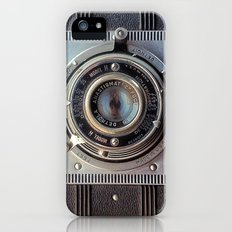Detrola (Vintage Camera) iPhone (5, 5s) Slim Case