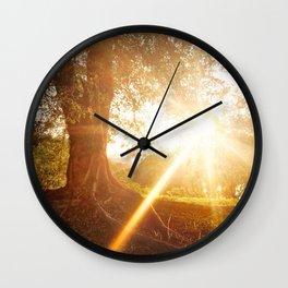 Shah Alam Wall Clock