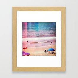 X V I I I . I S L E Framed Art Print