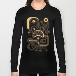 Nonsensical Doodle #3 Long Sleeve T-shirt