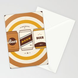 The Beer Brewing Company Stationery Cards