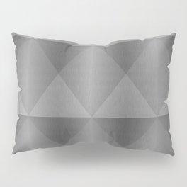 Modern Industrial Harlequin Tile Pattern Pillow Sham