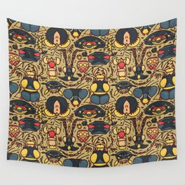 Insectos del pasado - Insects of the past Wall Tapestry