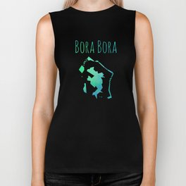 Bora Bora Biker Tank