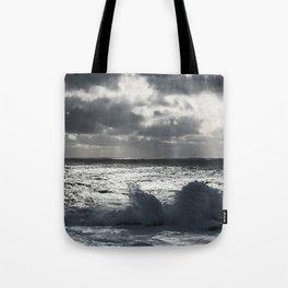 Tinfoil Seas Tote Bag
