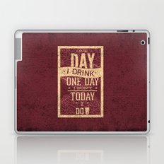 The most romantic words ever- I will do the dishes- Typography  Laptop & iPad Skin