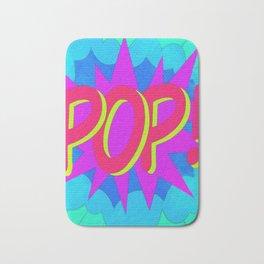 POP Art Electrified! Bath Mat