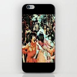 Societal Angst: The Keening of the Banshees iPhone Skin