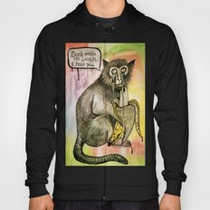 Sad Monkey Hoody