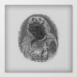 Bride III Canvas Print