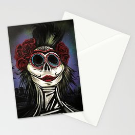 Night Of The Dead Stationery Cards
