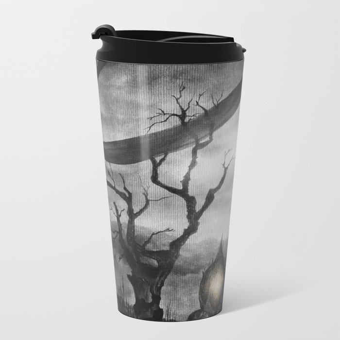 Tales of Halloween IV Metal Travel Mug